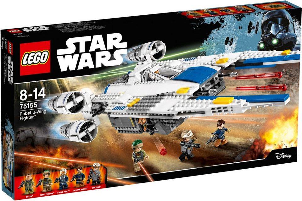 LEGO®, Rebel U-Wing Fighter™ (75155), »LEGO® Star Wars™«