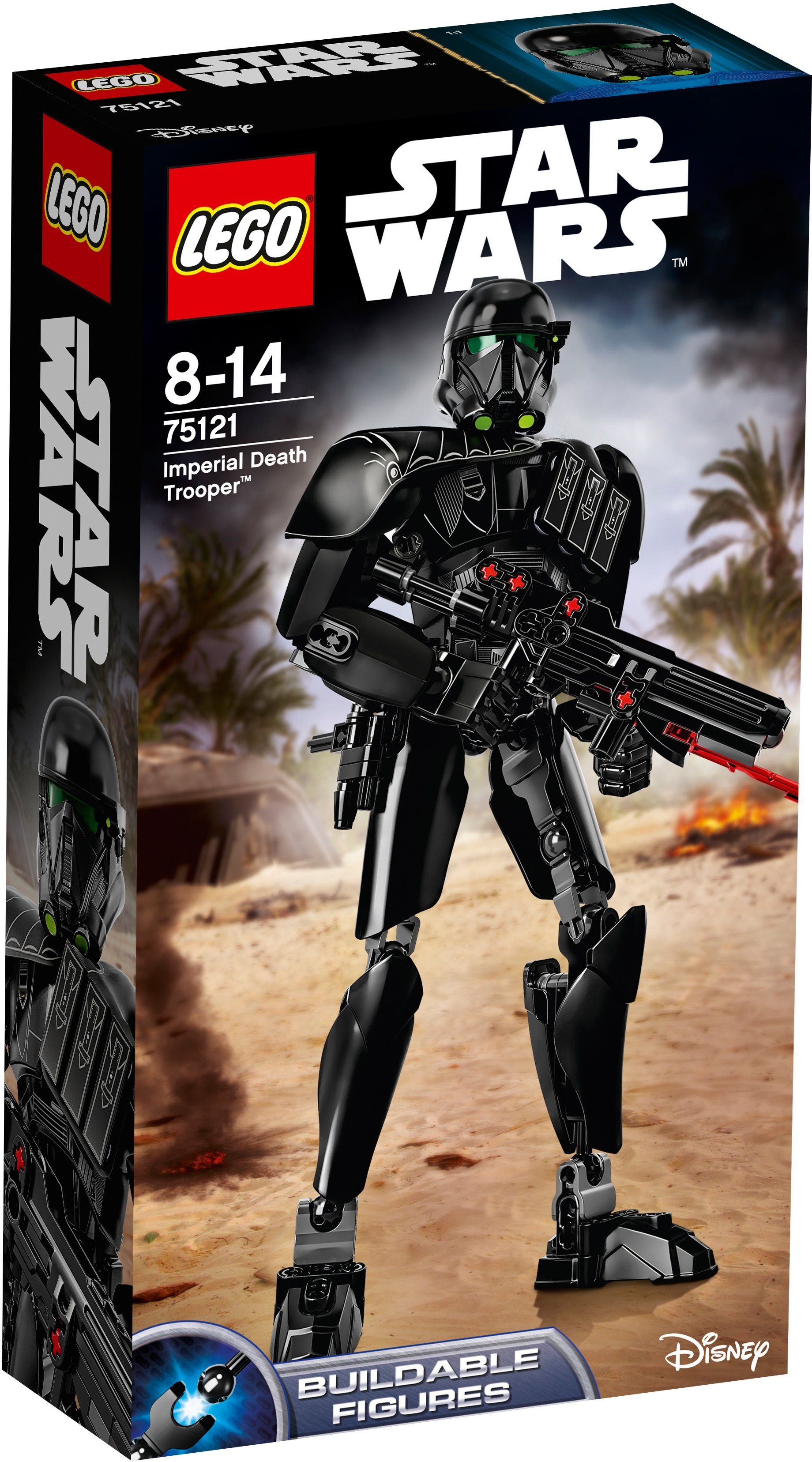 LEGO®, Imperial Death Trooper™ (75121), »LEGO® Star Wars™«