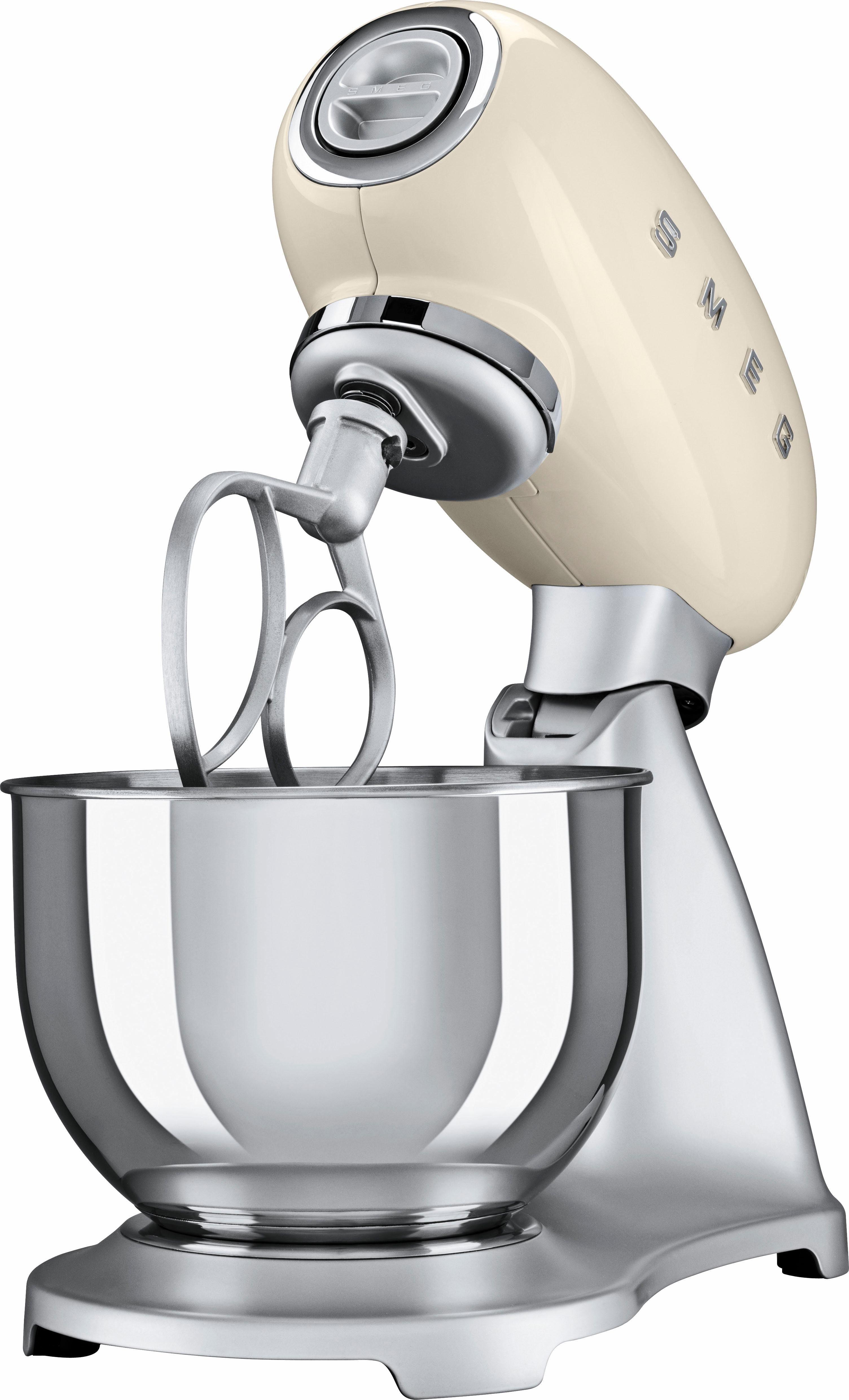 Smeg Küchenmaschine SMF01CREU, 800 W, 4,8 l Schüssel