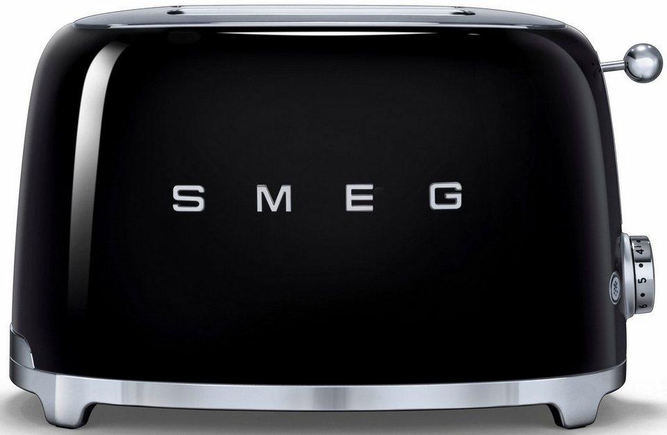 Smeg Kühlschrank Sale : Smeg toaster tsf01bleu für 2 scheiben 950 w otto
