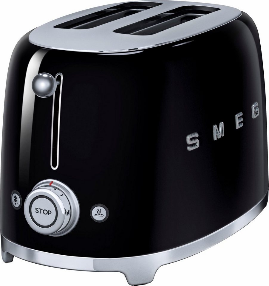smeg toaster tsf01bleu f r 2 scheiben 950 w otto. Black Bedroom Furniture Sets. Home Design Ideas