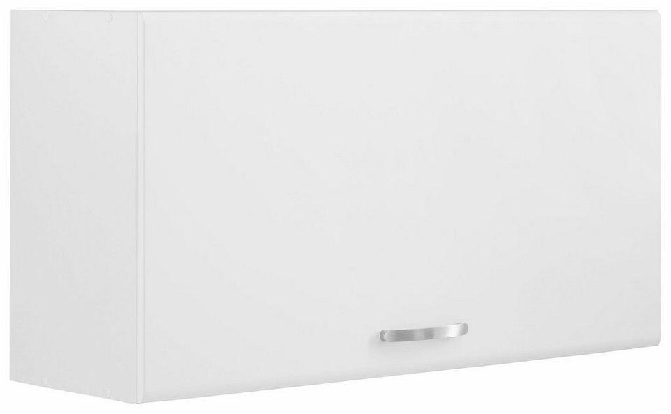 Held Möbel Klapphängeschrank »York«, Breite 100 cm in weiß