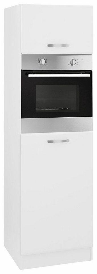 Held Möbel Kühl- und Backofenumbauschrank »York« in weiß