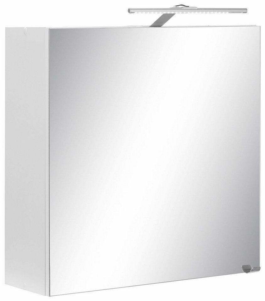 Kesper Spiegelschrank »Tessin«, Breite 60 cm in weiß