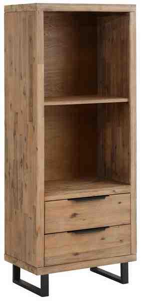 Home affaire Regal »Viby«, aus massivem Akazienholz, Breite 60 cm