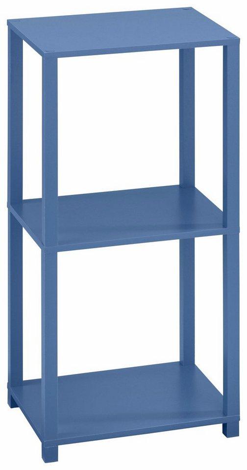 Regal »Detroit«, Höhe 79 cm in blau