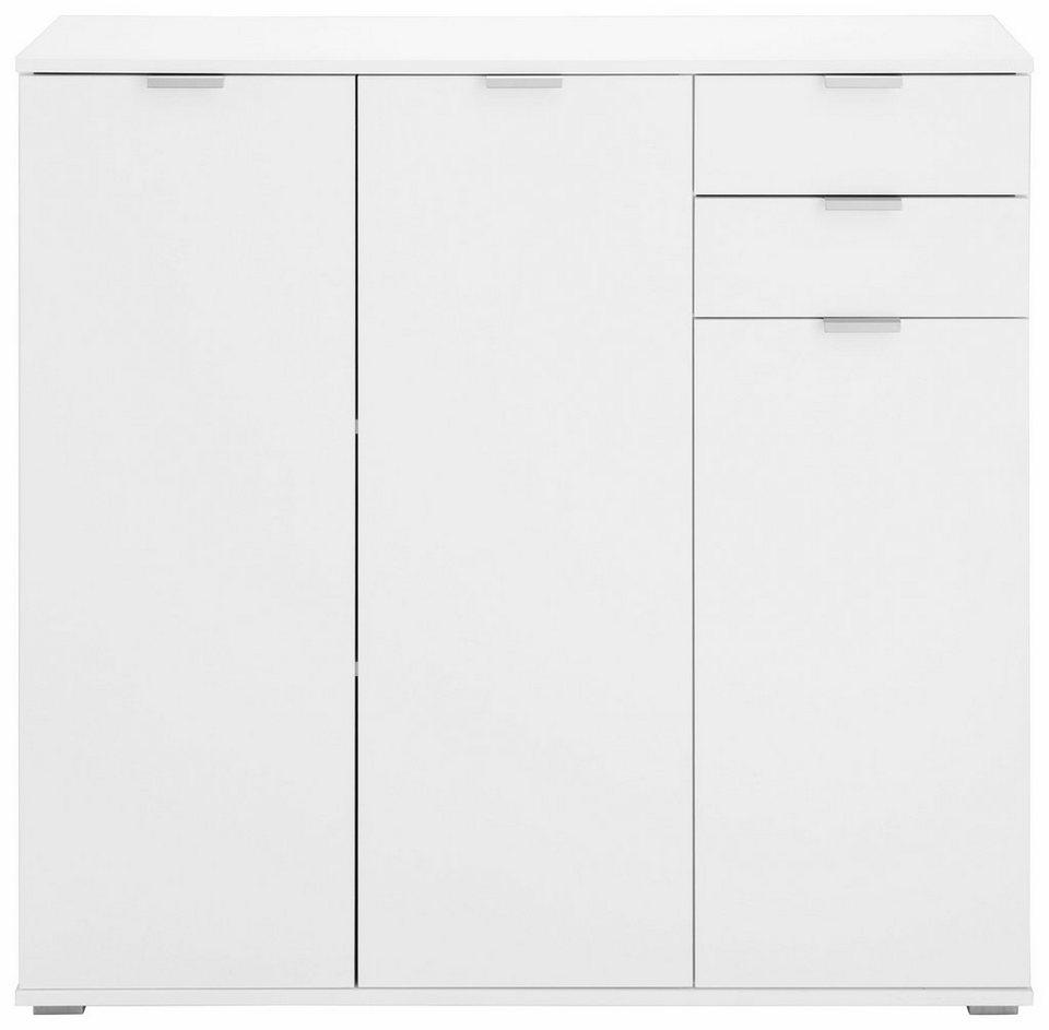 Kommode »Koxxi«, Breite 107 cm in weiß