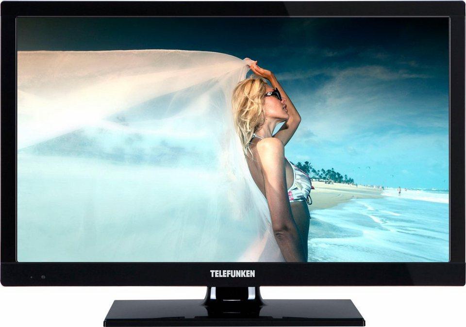 Telefunken L28H272M4, LED Fernseher, 72 cm (28 Zoll) in schwarz