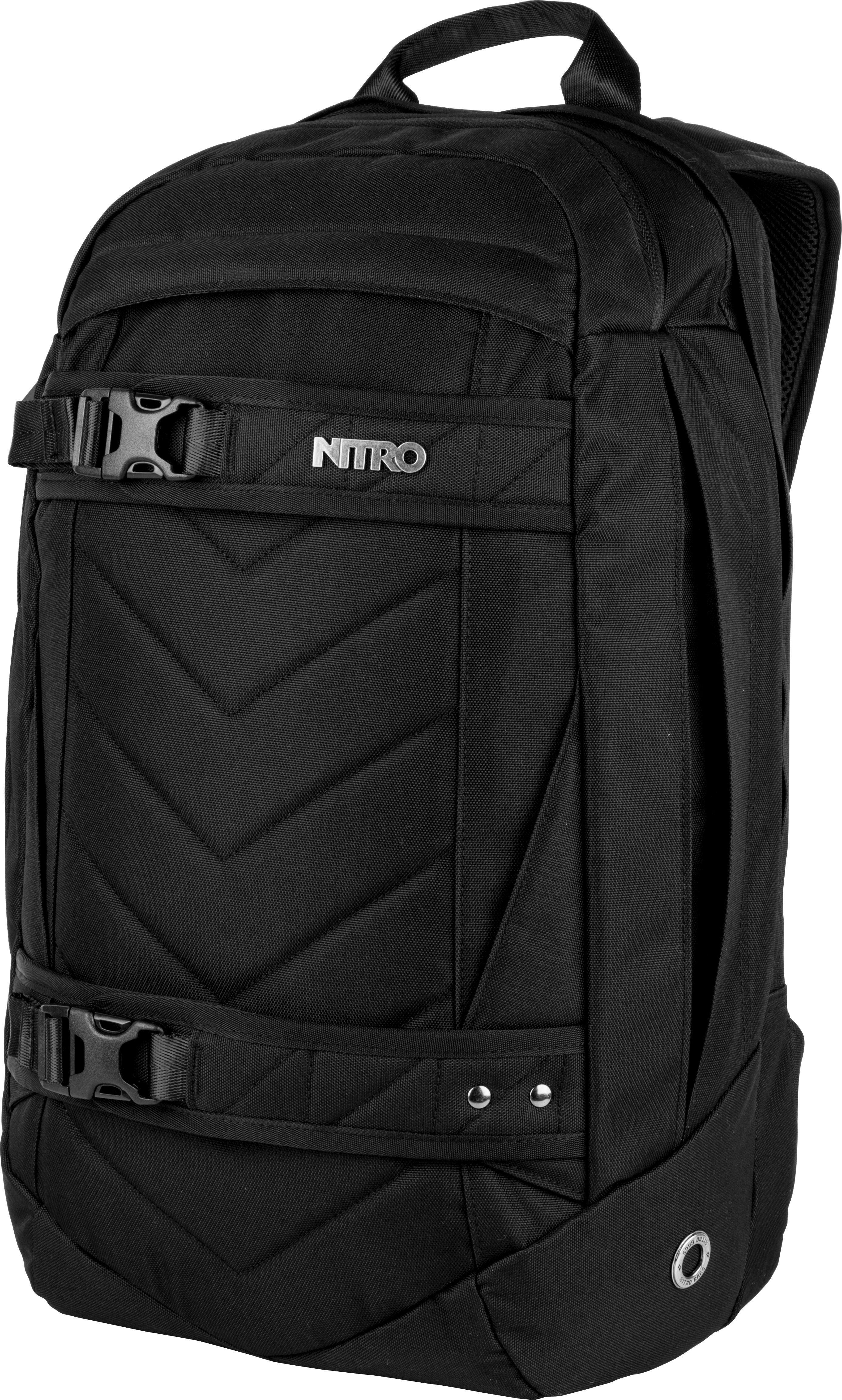 Nitro Rucksack, »Aerial - true black«