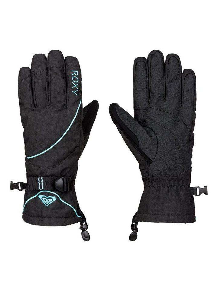 Roxy Schnee Handschuhe »Big Bear« in Anthracite