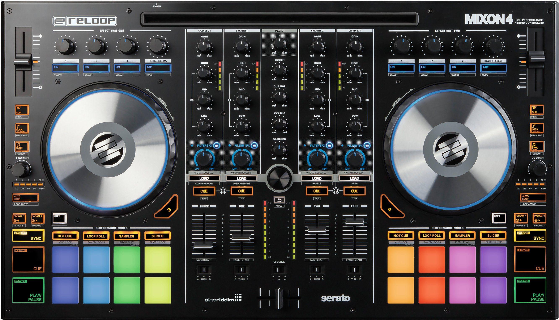 Reloop DJ Controller, »Mixon 4«