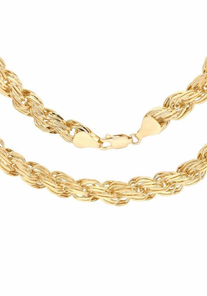 Firetti Goldkette in Gelbgold 375