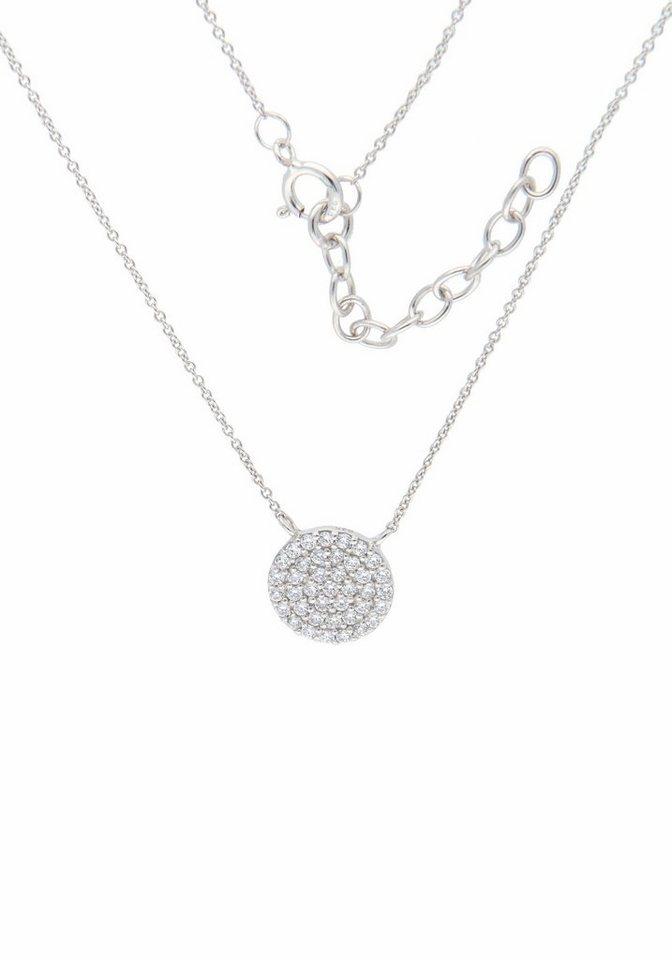 Firetti Silberkette mit Zirkonia in Silber 925