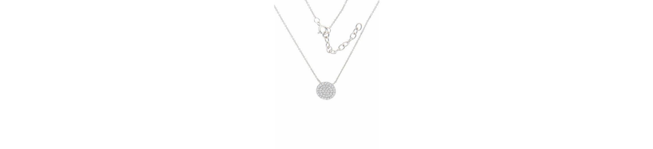 Firetti Silberkette mit Zirkonia