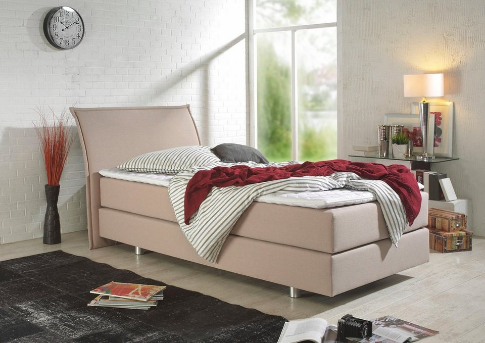 maintal boxspringbett inkl topper online kaufen otto. Black Bedroom Furniture Sets. Home Design Ideas