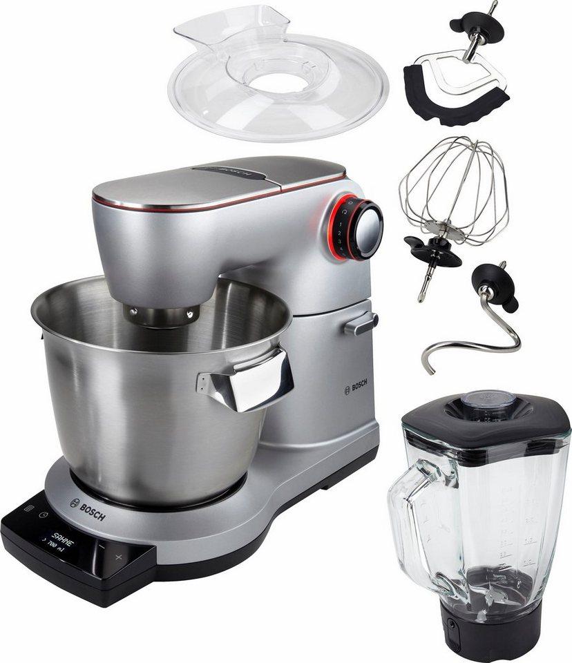 Bosch Kuchenmaschine Optimum Mum9dt5s41 1500 W 5 5 L Schussel