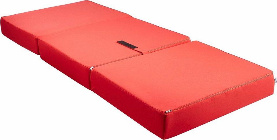 faltmatratze kinderzimmer klappmatratze aus schaumstoff. Black Bedroom Furniture Sets. Home Design Ideas