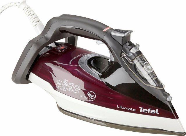 Tefal Dampfbügeleisen FV9740 Ultimate Anticalc, 2800 W, selbstreinigende AUTOCLEAN-Bügelsohle | Flur & Diele > Haushaltsgeräte > Bügeleisen | Tefal