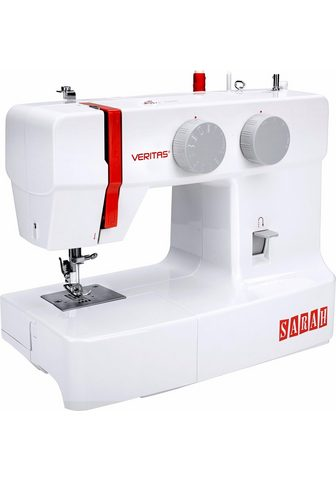 VERITAS Siuvimo mašina Sarah 13 Nähprogramme