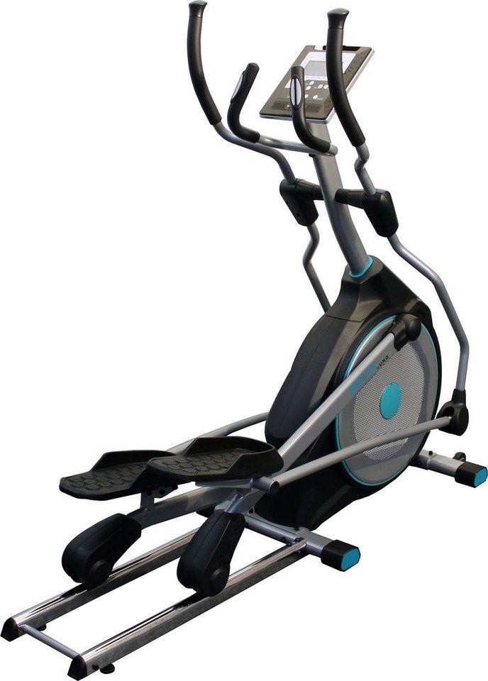 MOTIVE by U.N.O. Fitness Ellipsentrainer, »XE 300« in silber-schwarz