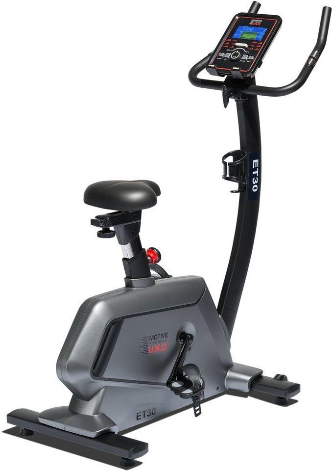 MOTIVE by U.N.O. Fitness Ergometer, »ET 30« in silber-schwarz