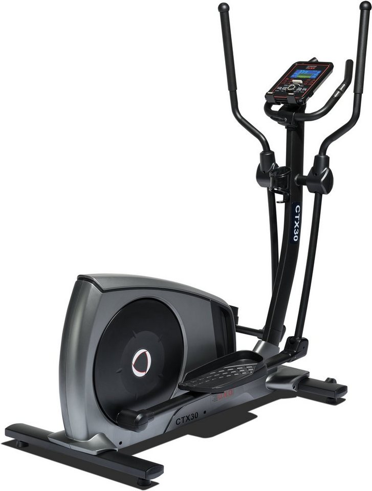 MOTIVE by U.N.O. Fitness Crosstrainer, »CTX 30« in silber-schwarz