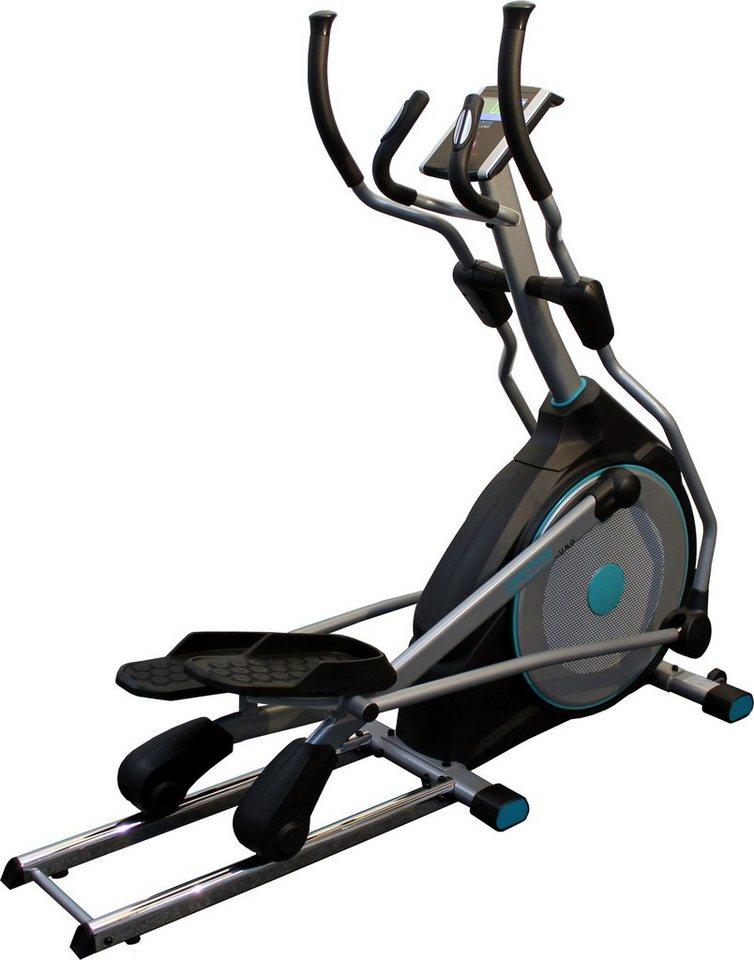 MOTIVE by U.N.O. Fitness Ellipsentrainer, »XE 200« in silber-schwarz
