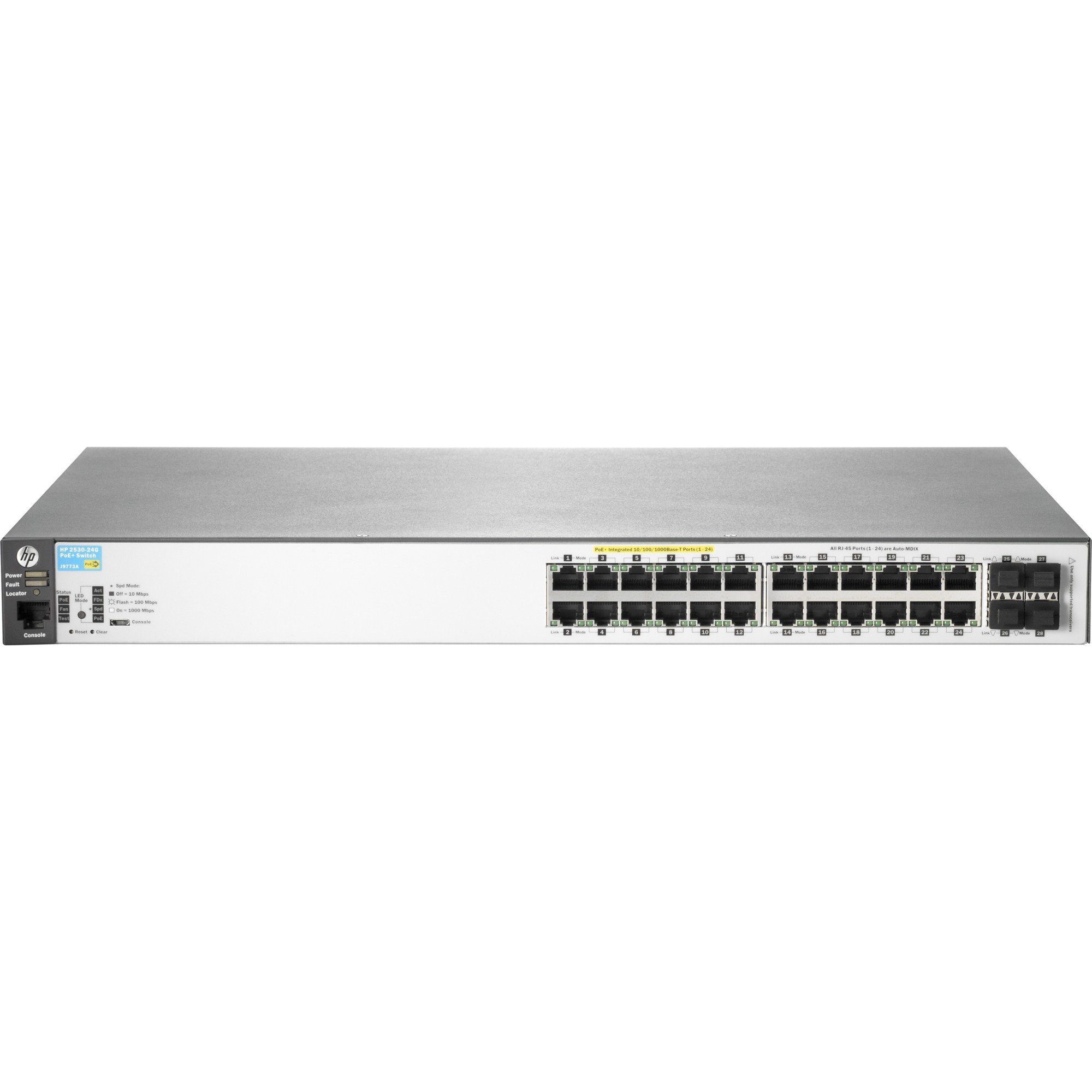 Hewlett-Packard Switch »2530-24G-PoE+«