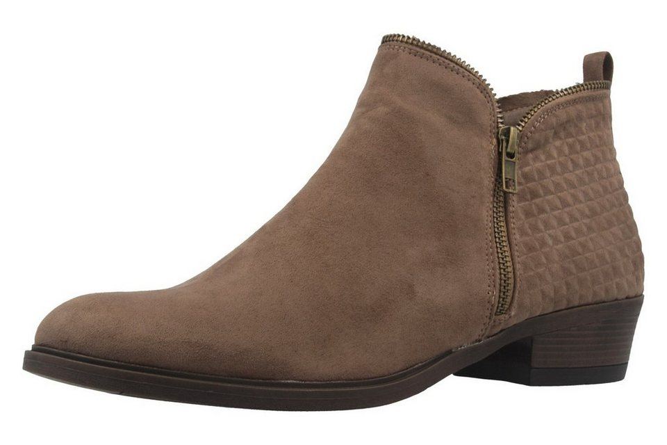 Fitters Footwear Boots in Taupe