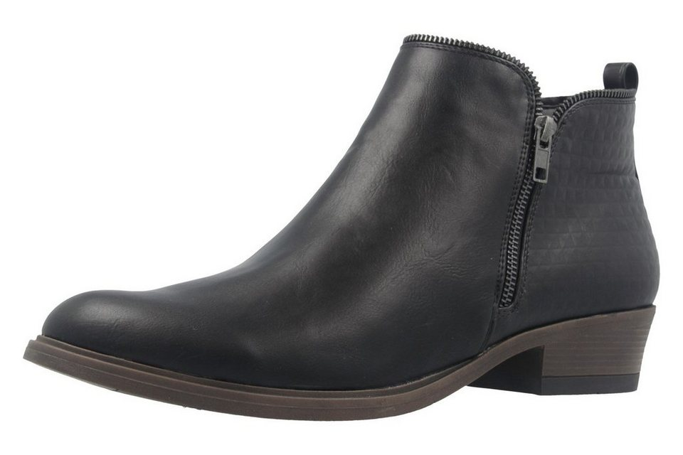 Fitters Footwear Boots in Schwarz