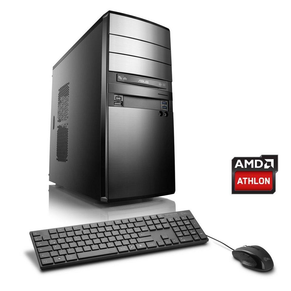 CSL Gaming PC | AMD Athlon X4 880K | GeForce GTX 1060 | 8 GB RAM »Sprint T4831 Windows 10 Home«