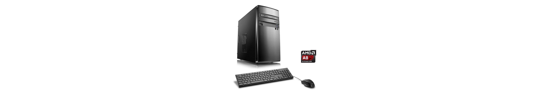 CSL Multimedia PC | AMD A8-7600 | AMD Radeon R7 | 8 GB RAM »Sprint T4834 Windows 10 Home«