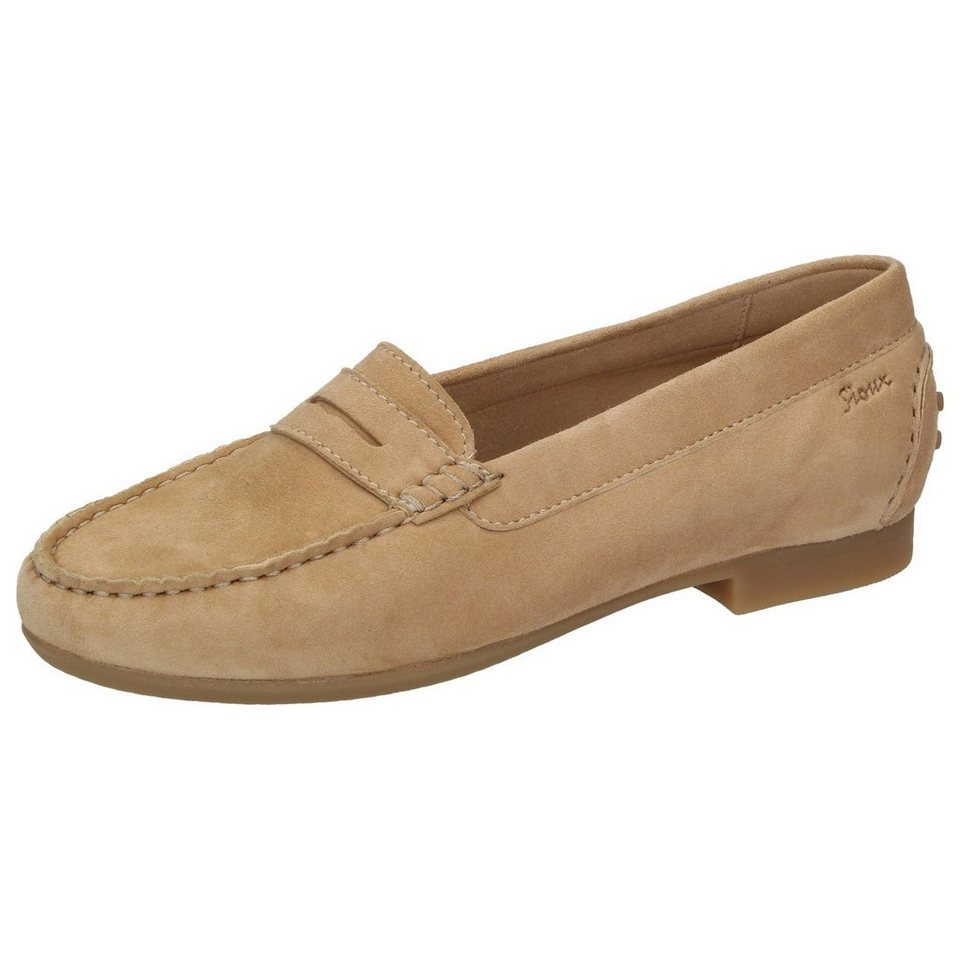 Sioux Slipper »Loana-162-SC« in beige