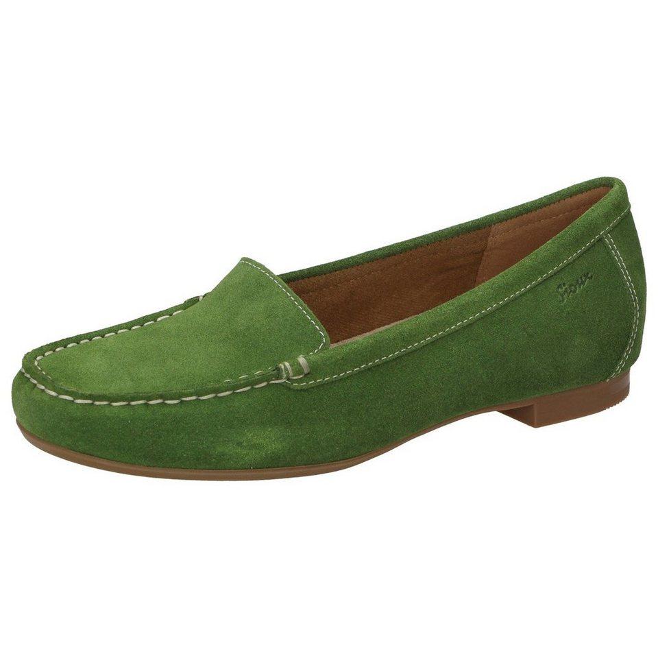 Sioux Slipper »Zilly« in grün