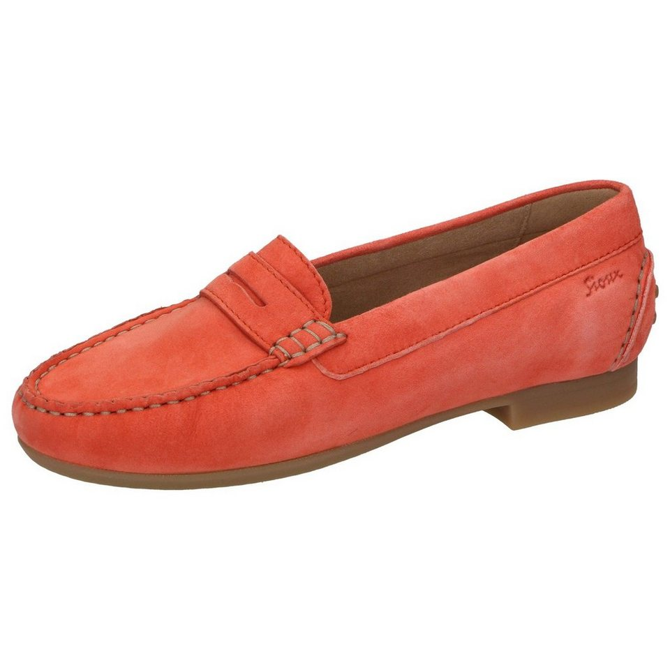 Sioux Slipper »Loana-162-SC« in rot