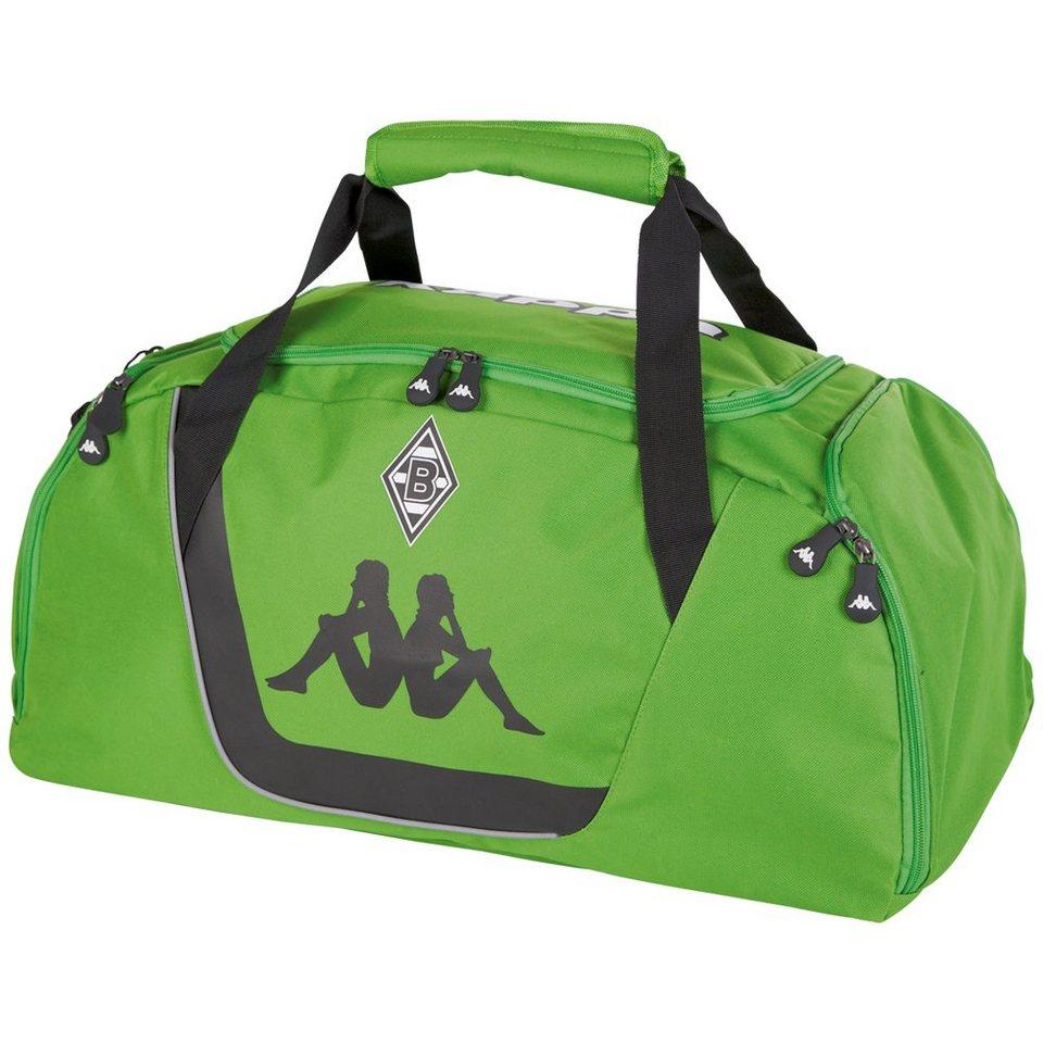 KAPPA Sporttasche »Borussia Mönchengladbach Sporttasche« in classic green