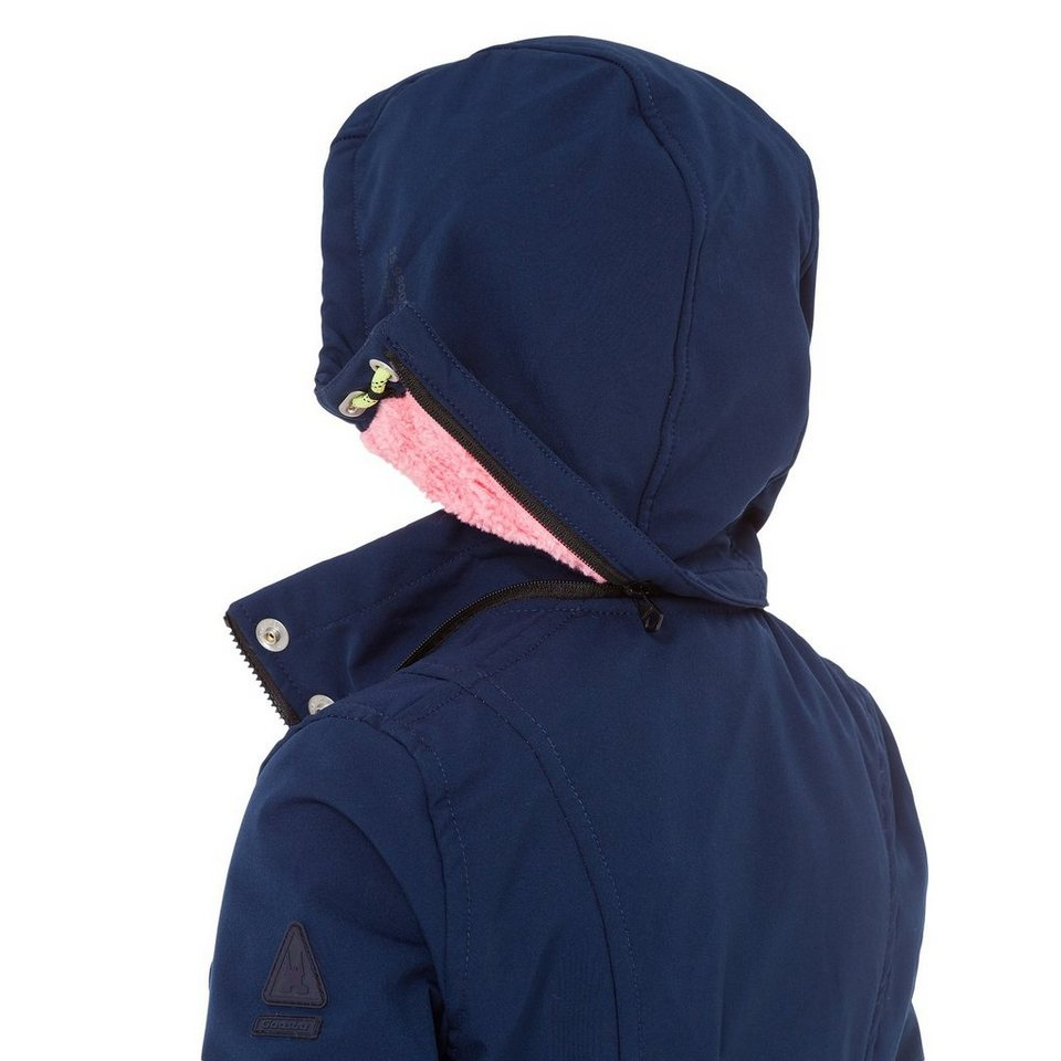 Gaastra Softshellparka in navy