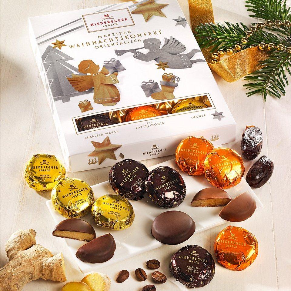 Niederegger Niederegger Orientalisches Weihnachtskonfekt