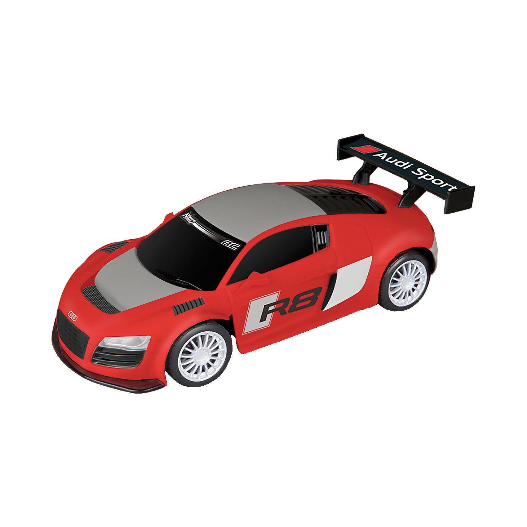 Nikko RC Fahrzeug Street Cars Series Audi R8 LMS Ultra, 1:20