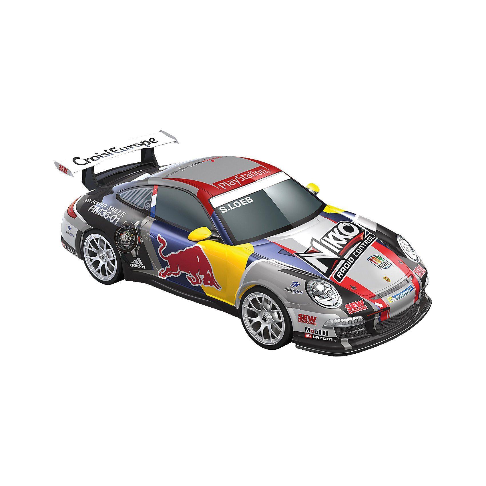 Nikko RC Fahrzeug Red Bull Porsche 911 GT3 RS