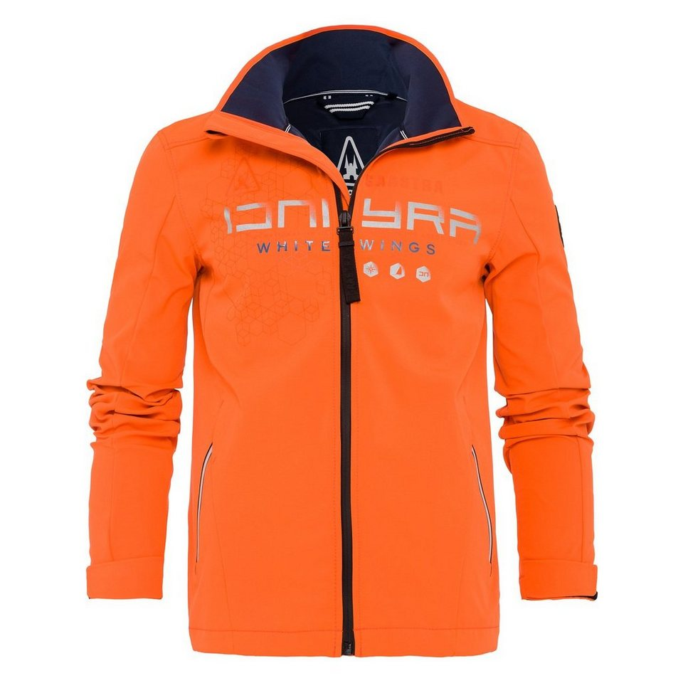 Gaastra Softshelljacke in orange