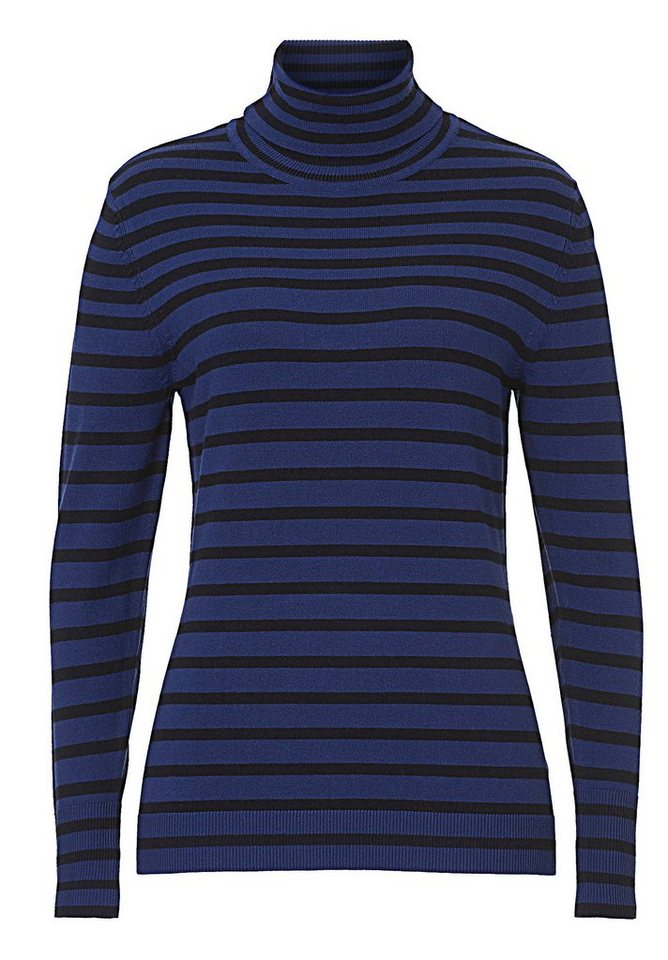 Betty Barclay Strickpullover in Blau/Blau - Bunt
