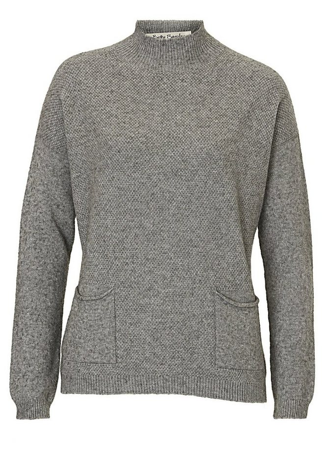 Betty Barclay Strickpullover in Grau - Grau