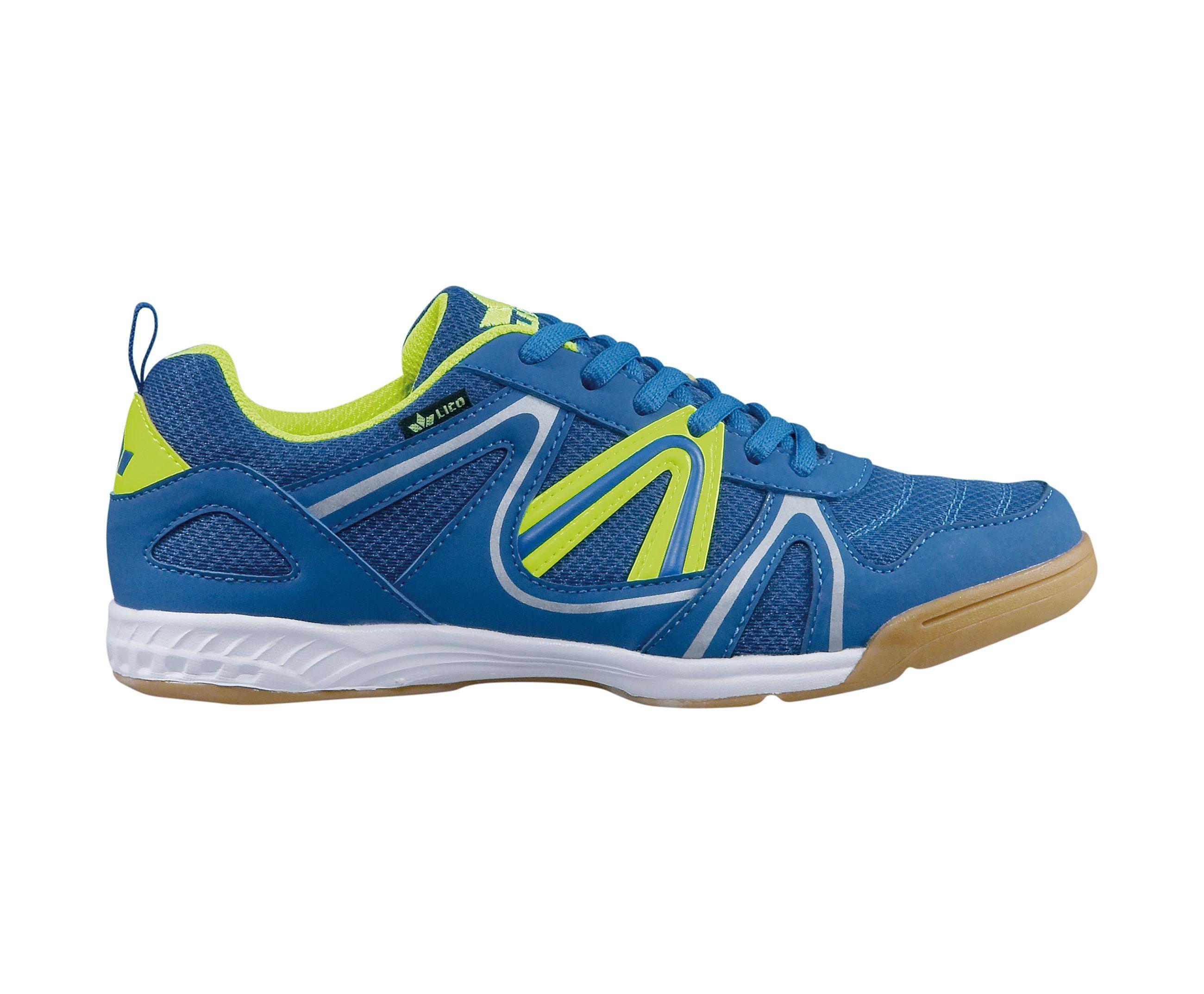 Lico Sportschuh Fit Indoor blau#ft5_slash#lemon Laufschuh  blau