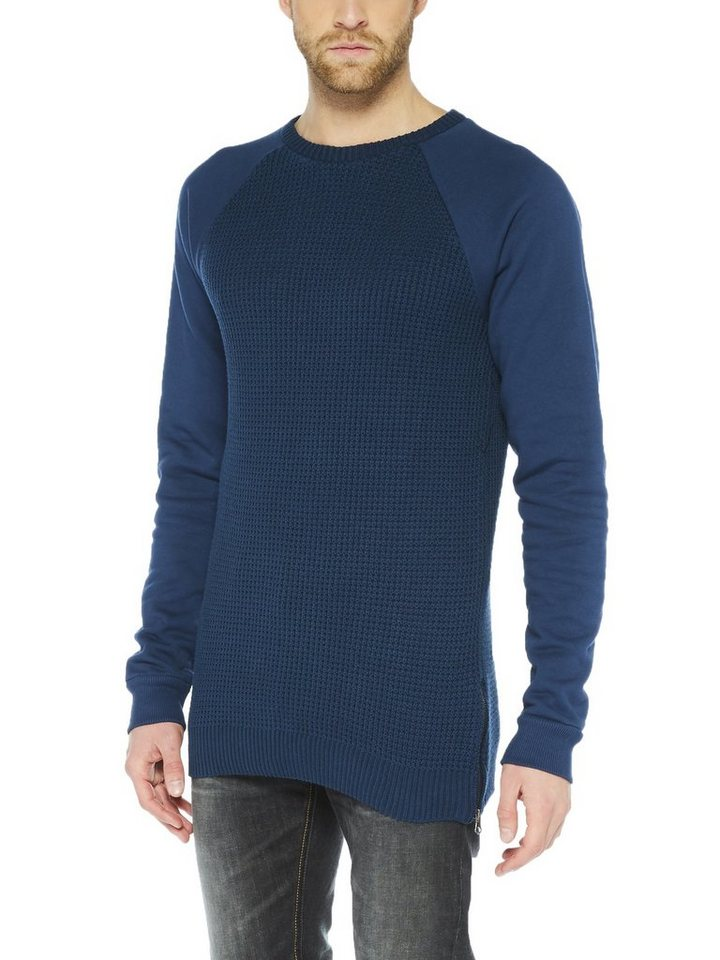 COLORADO DENIM Pullover »Gian« in insignia blue