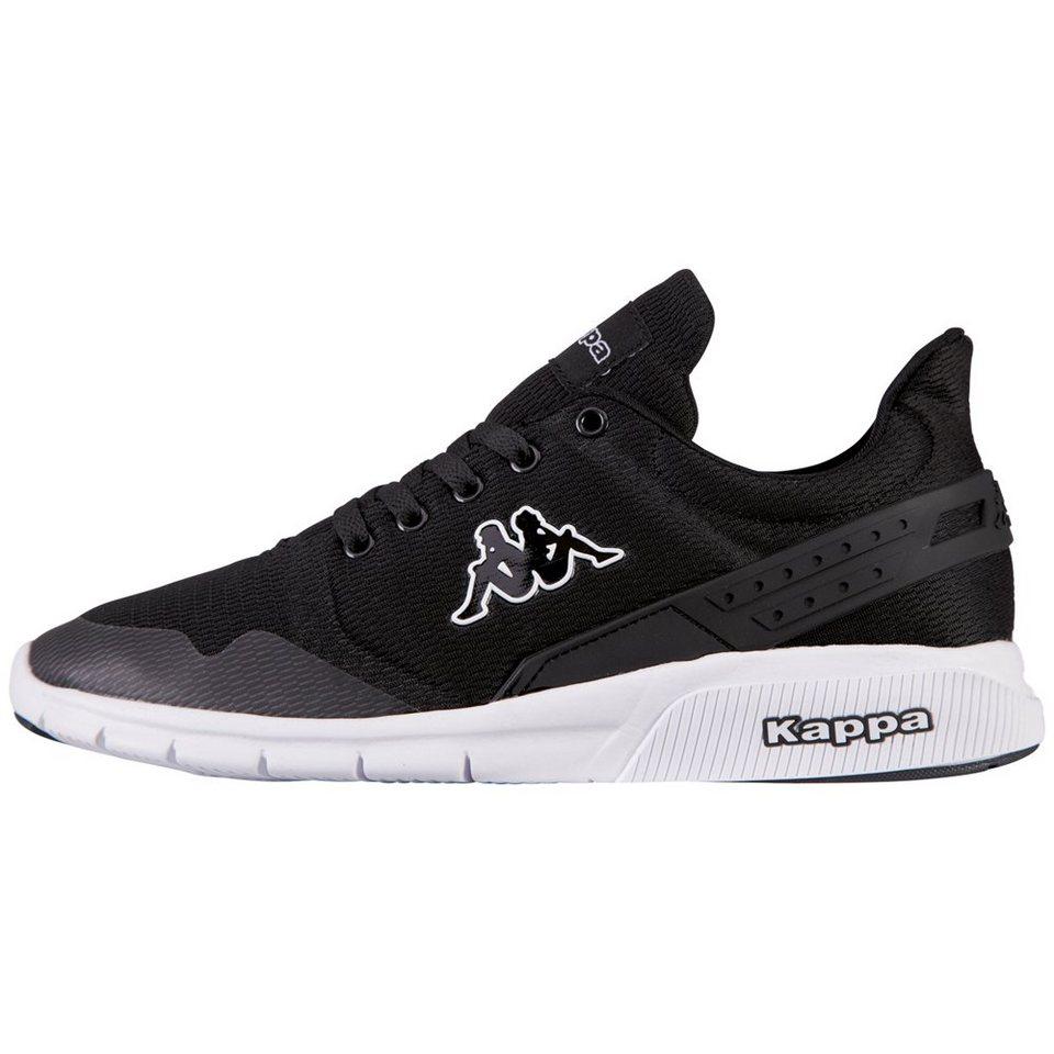 KAPPA Sneaker »NEW YORK« in black/white