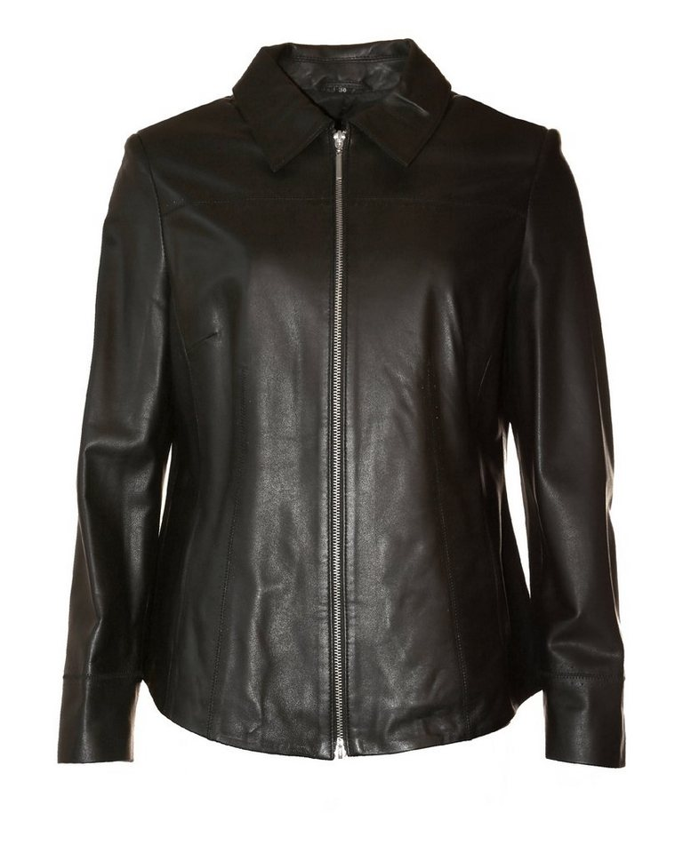 JCC Lederjacke, Damen Tipu in black