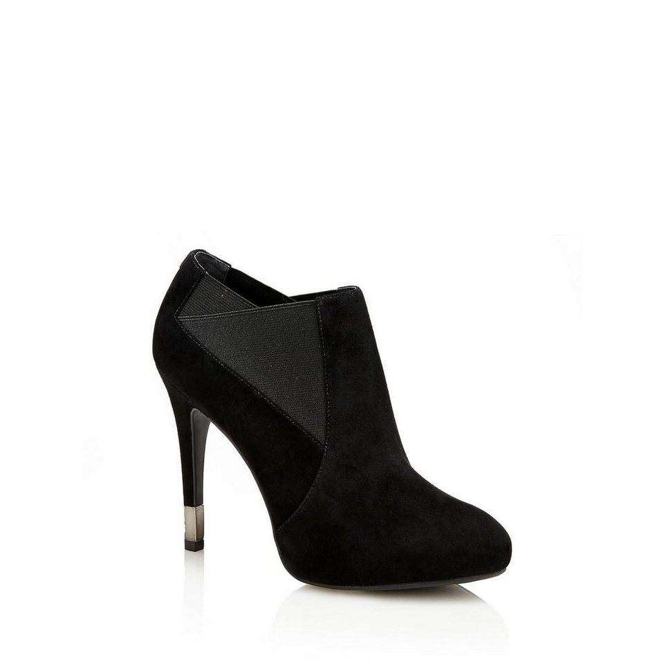 Guess ANKLE BOOT SINDY VELOURSLEDER in Schwarz