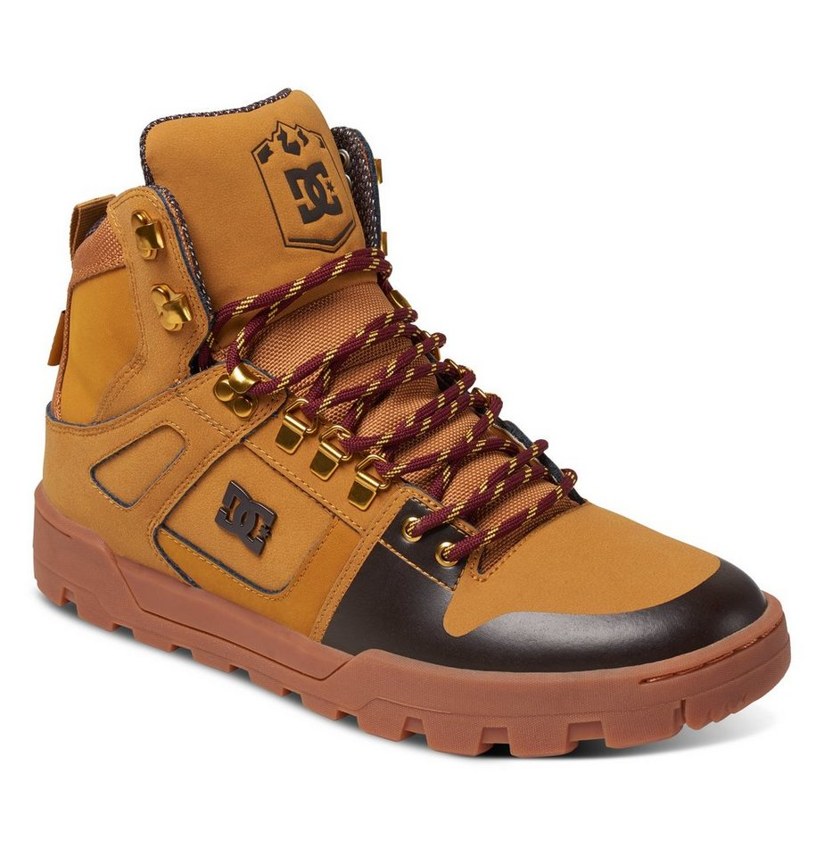 DC Shoes Stiefel »Spartan High WR Boot« in Wheat/coffee