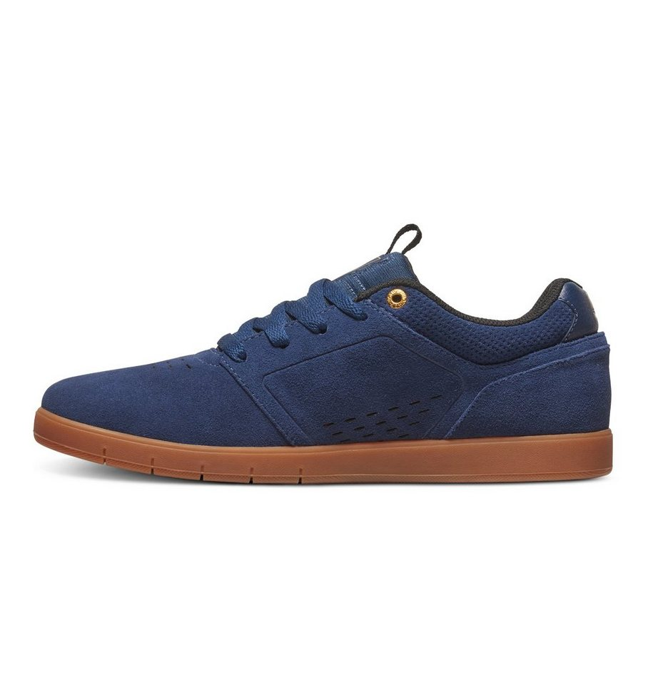 DC Shoes Low top »Cole Signature« in Navy/gum